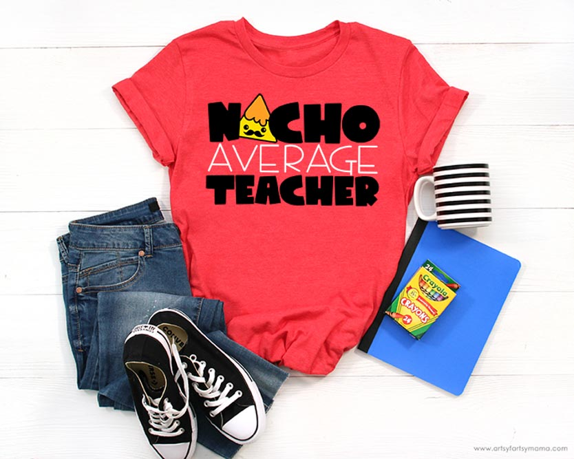 Male teacher tshirt gift