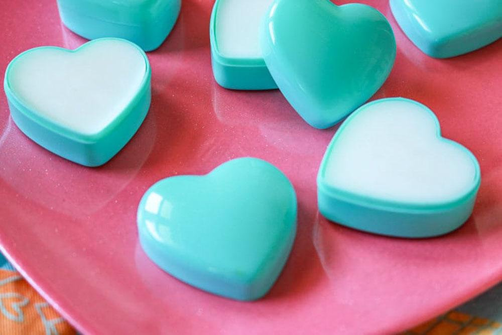 homemade lotion bar for teachers gift