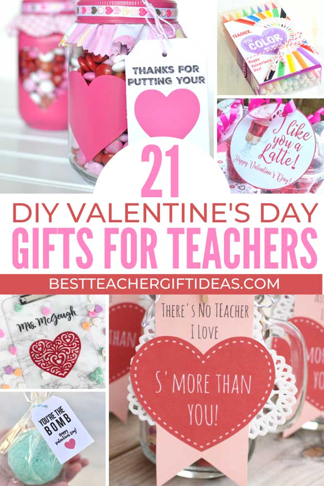 Valentines Teacher Gifts