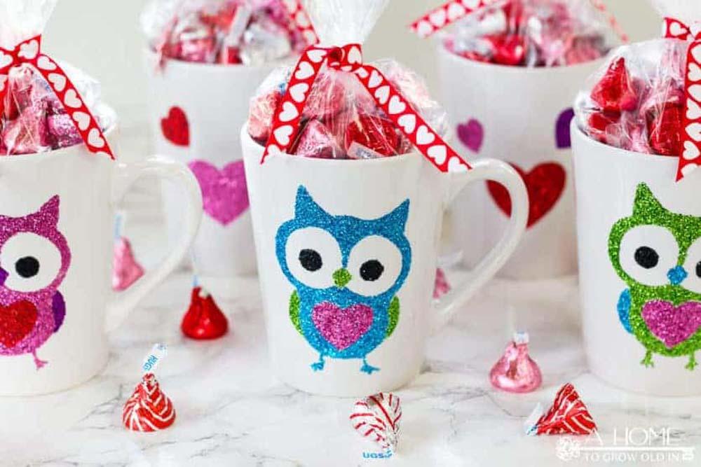 teacher gift mug idea