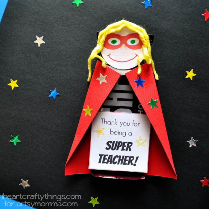 cute teacher appreciation idea
