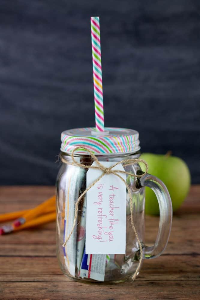 Teachers Day Gift Jar