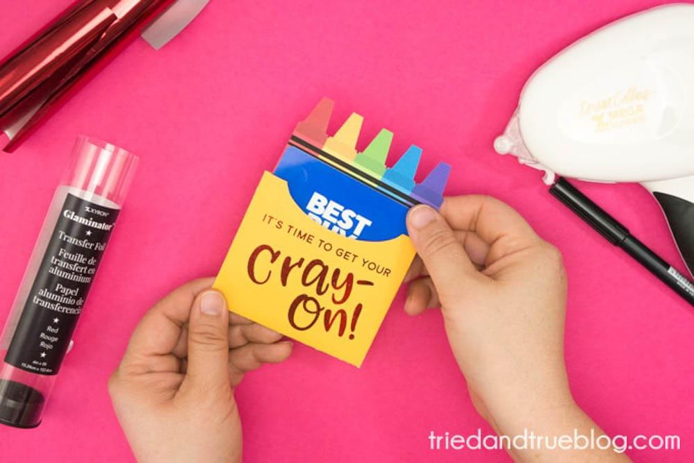 Printable gift card teachers gift