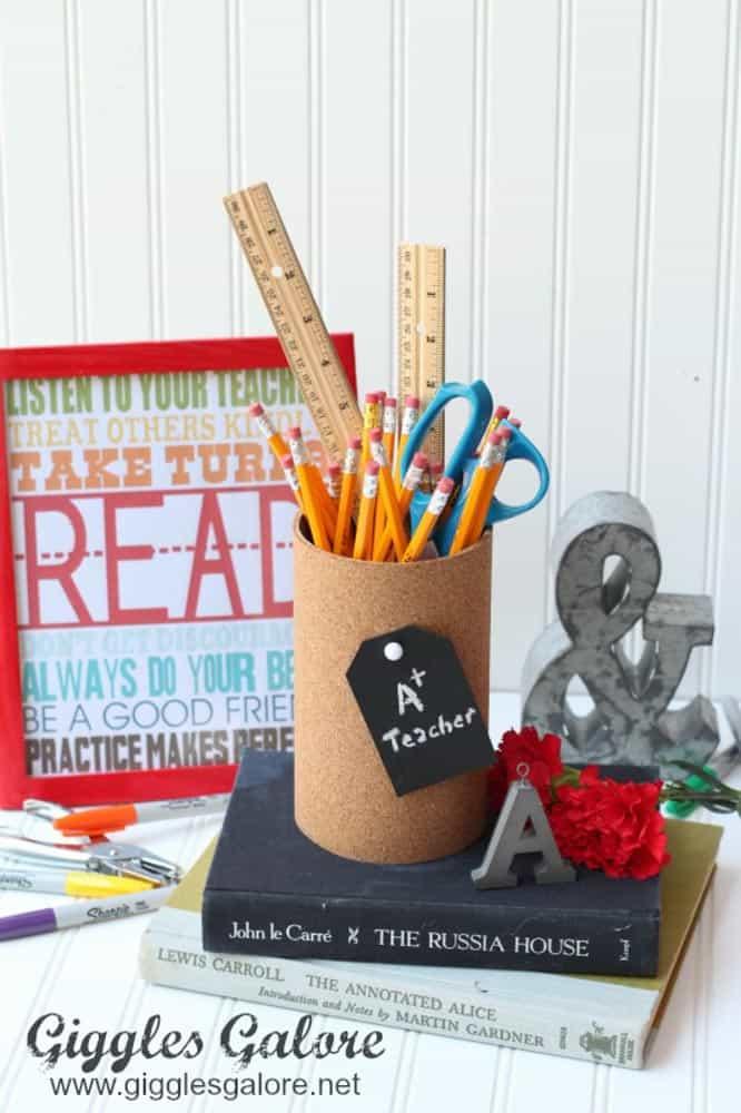 Teacher Gift vase