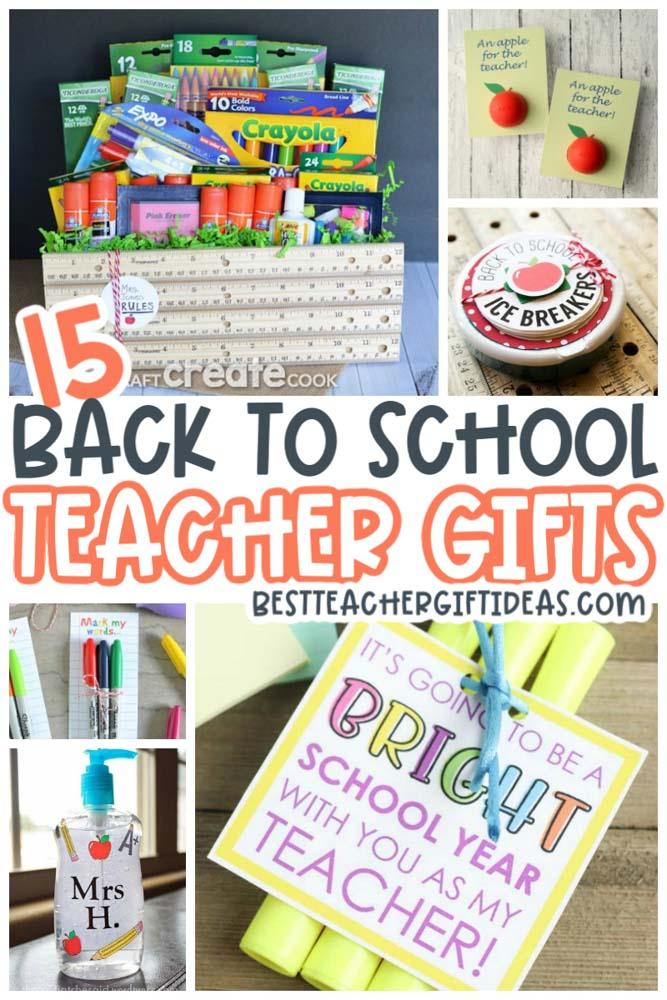 Back To School Teachers Gifts