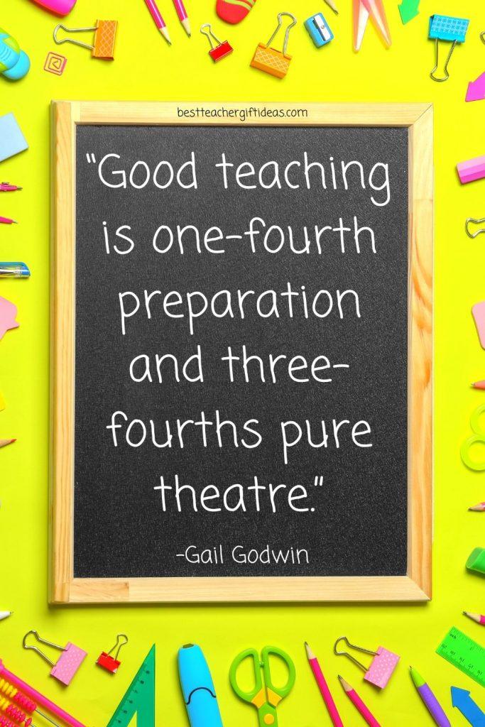 Funny teacher quote