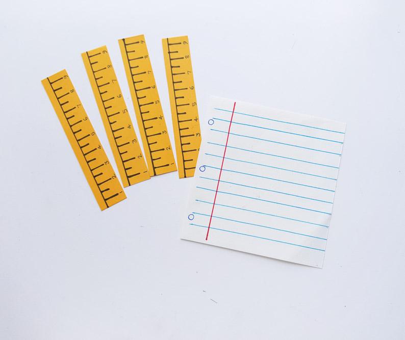 Ruler Frame For Teacher