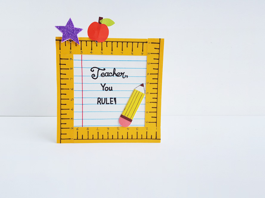 Teacher Appreciation Gift DIY