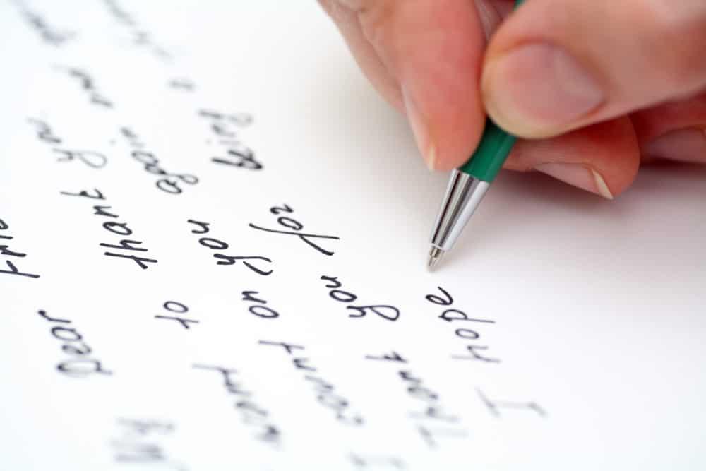 Letter of Appreciation To Teacher