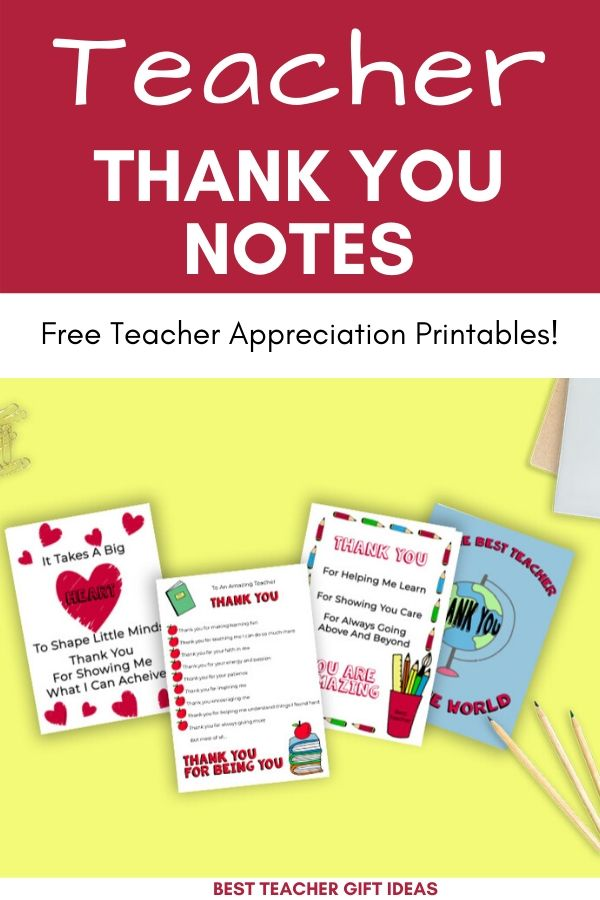 Teacher Appreciation Messages