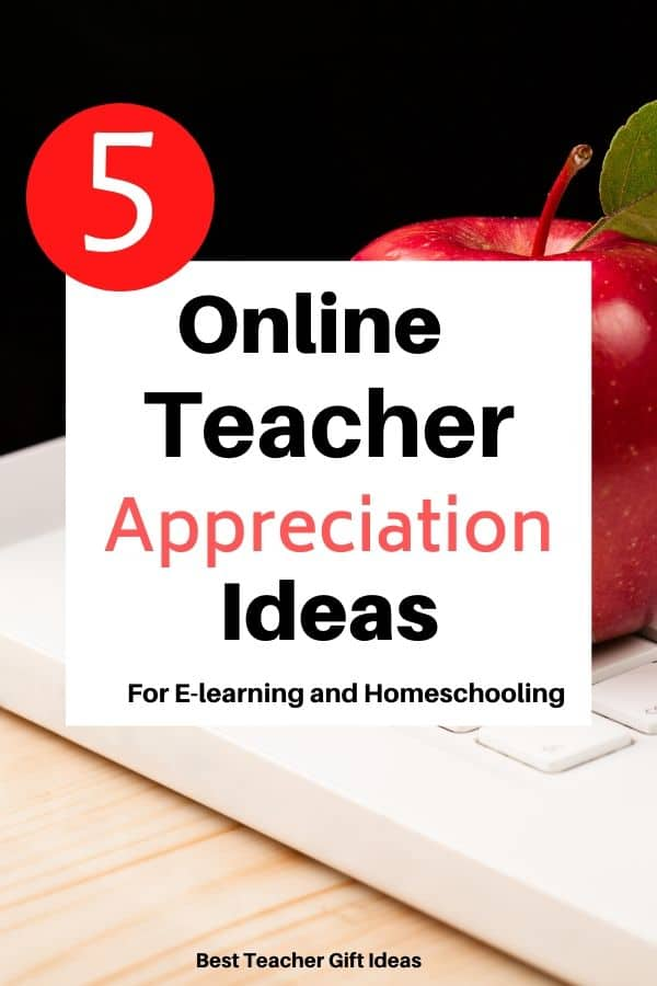 Elearning Teacher Appreciation